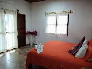 """Bed – """"La Casa de Los Angeles"""" - Beach House Room - Treasure by The Sea Resort"""