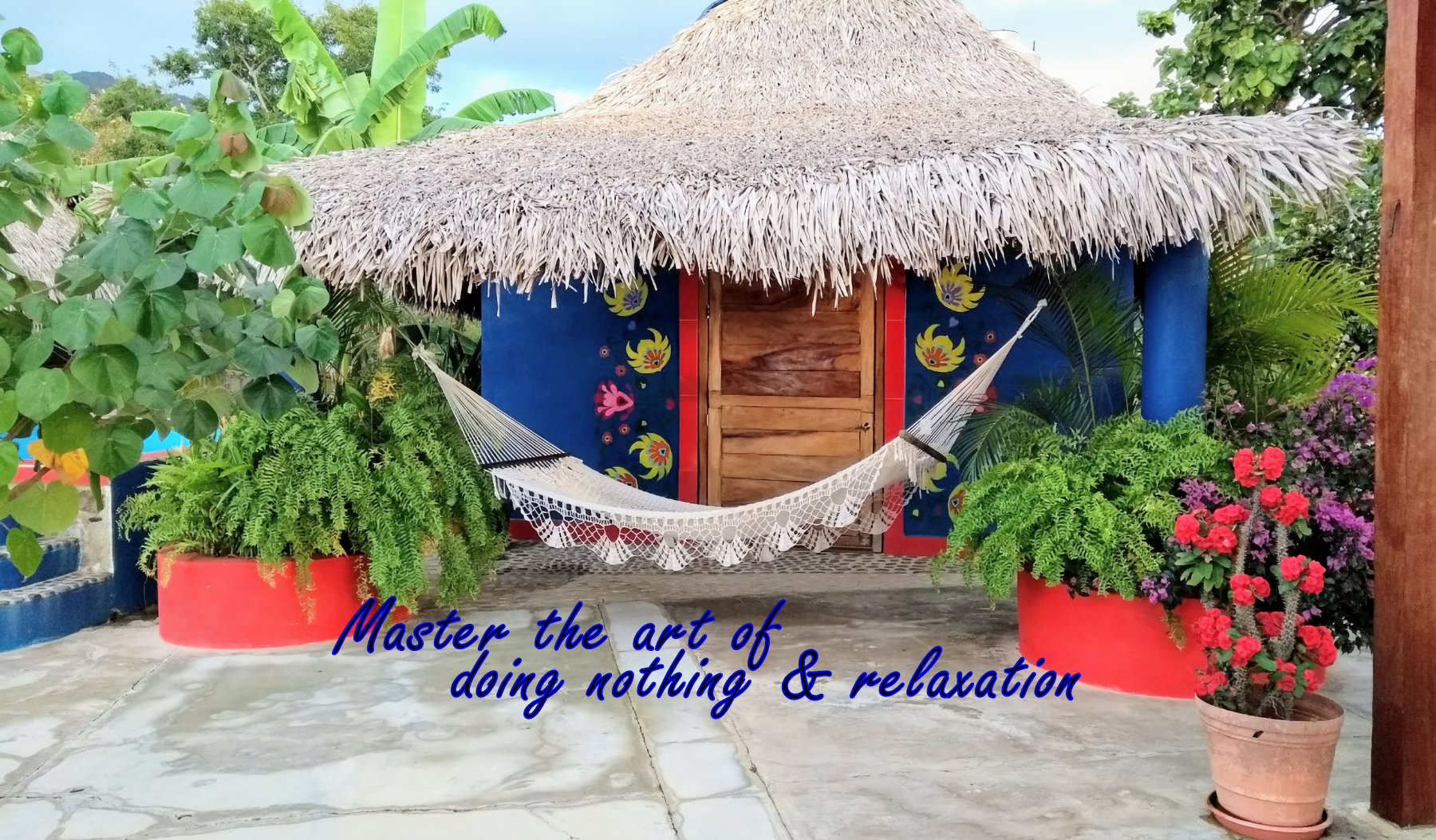 Master the Art of Doing Nothing and Relaxation 3