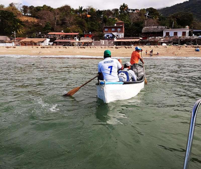 CanoeToBeach
