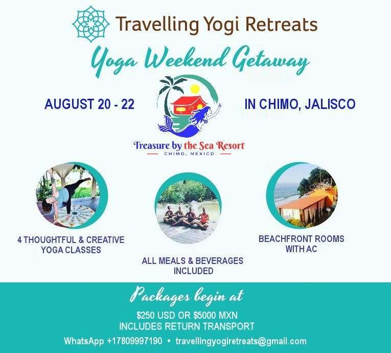 Yoga retreat flyer 2